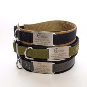 Buy K9 Collar from Cole-TAC | The classiest way to dress up your best friend | Tactical dog collar | Tough as nails | The last collar you will ever need!