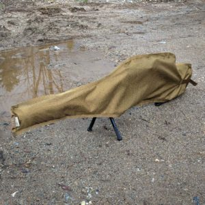 Buy Rifle Guardian from Cole-TAC | Keep your rifle and optic clean and dry with this rifle cover