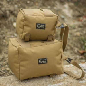 Little Cuddle Bag | little rifle support bag | Rifle Shooting Bag | Rifle Shooting Rest