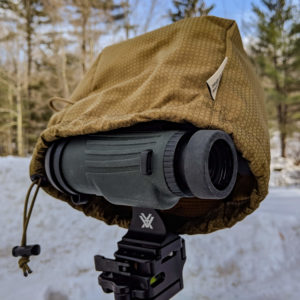 Buy Shower Cap from Cole-TAC | Keep your optics and lasers clean and dry with this optics cover