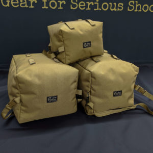 Mega Bag | Shooting Bag | Shooting Rest | Large Rifle Support Bag